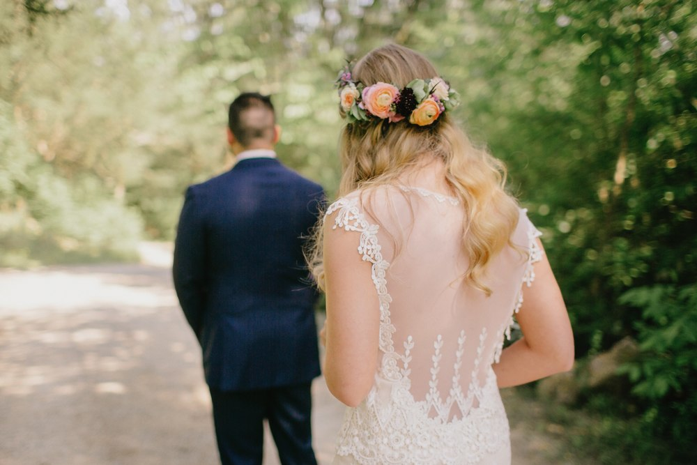 Bohemian Bridal Style // Nashville Wedding Florals