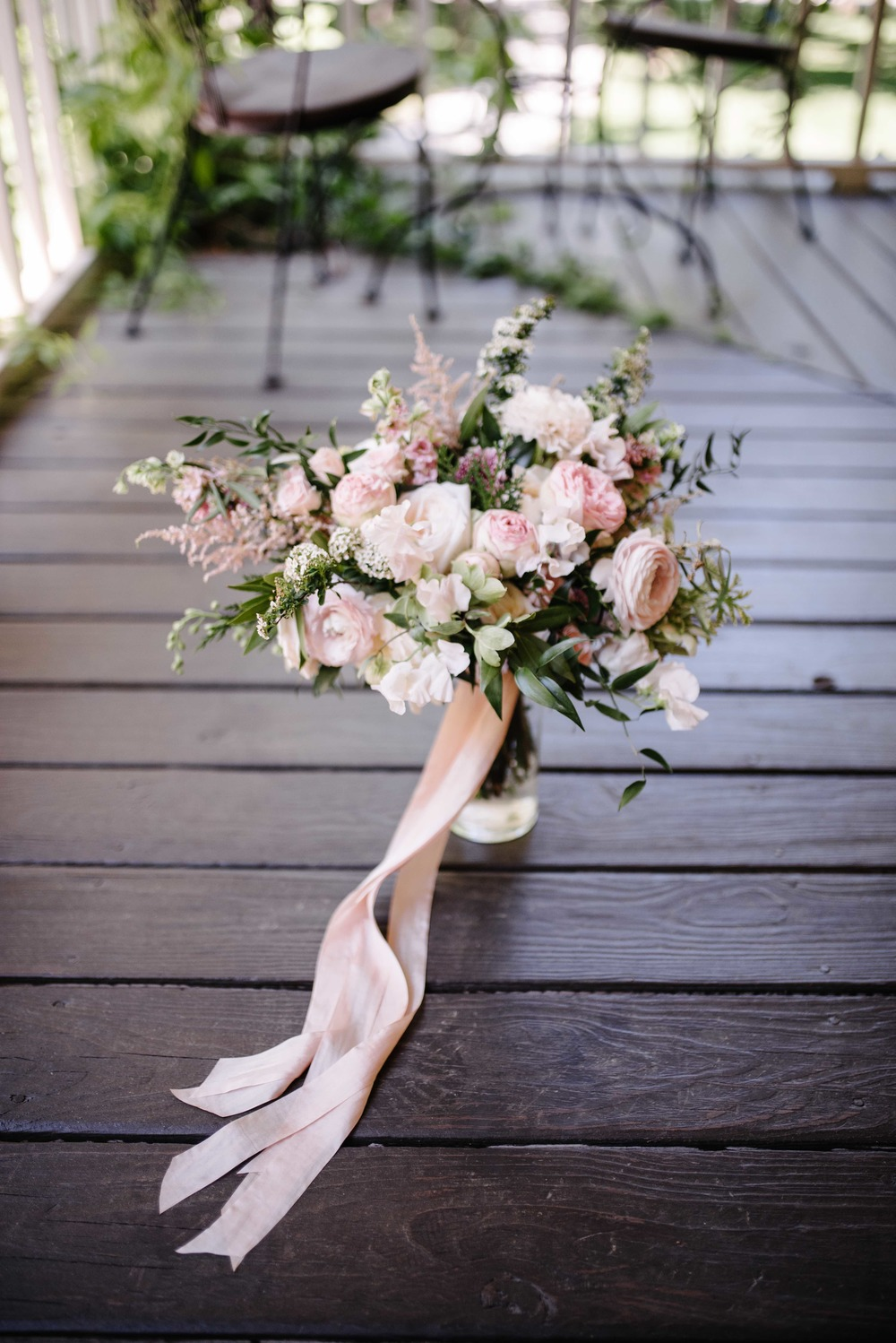 Spring Bridal Bouquet // Nashville Floral Design