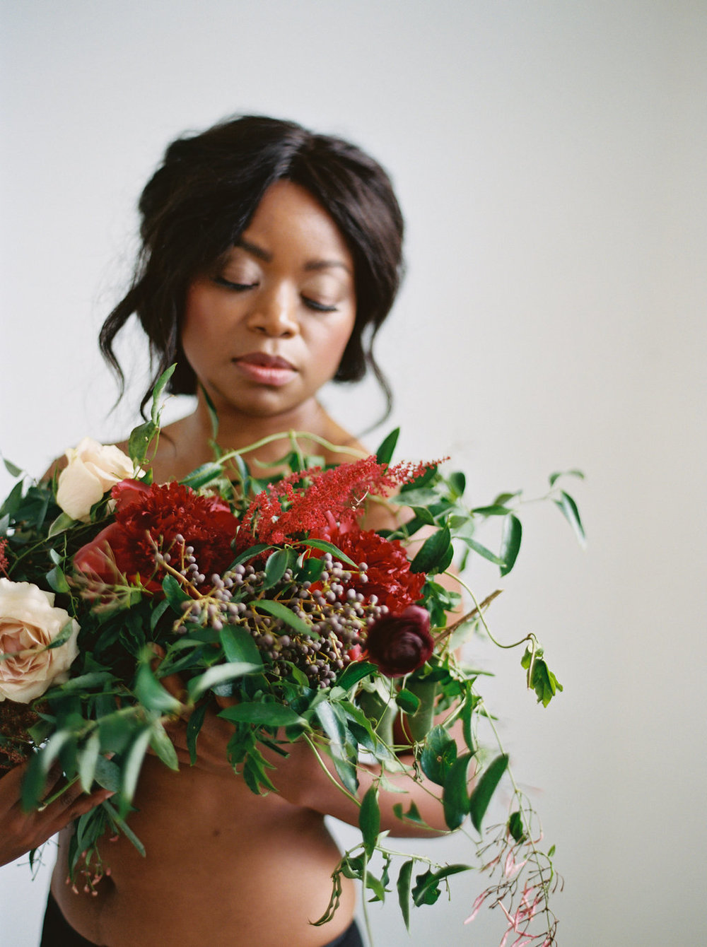 Editorial Floral Shoot Nashville