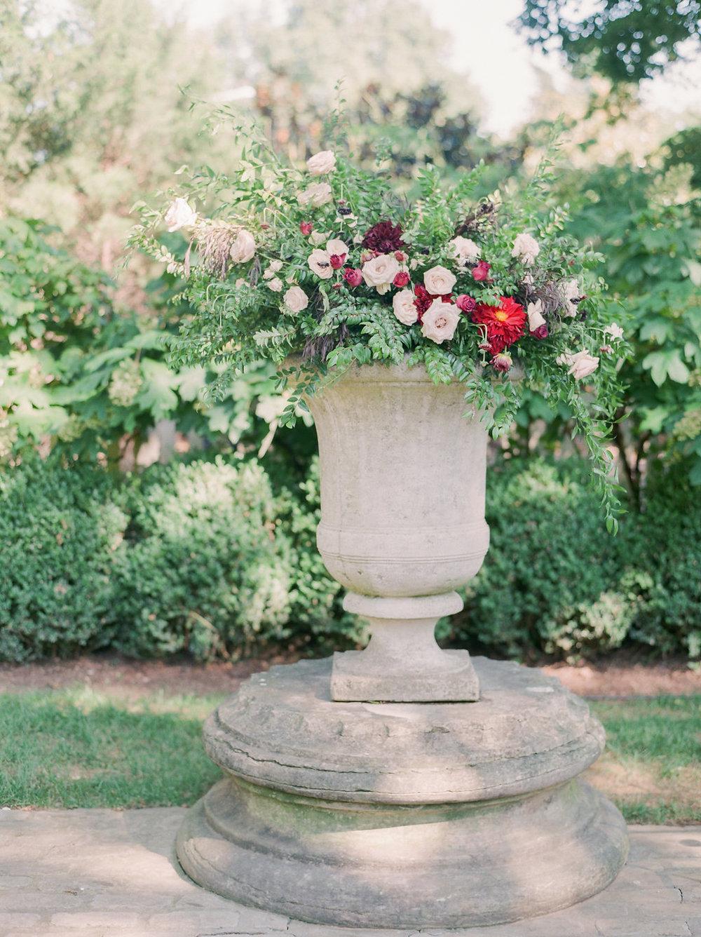 Belle Meade Plantation Urn