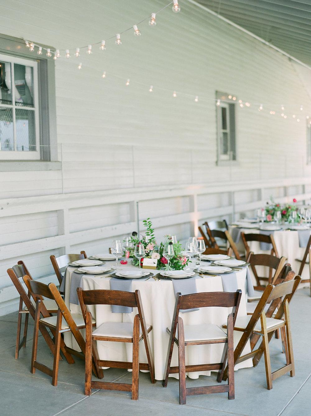 Belle Meade Plantation Carriage House Reception