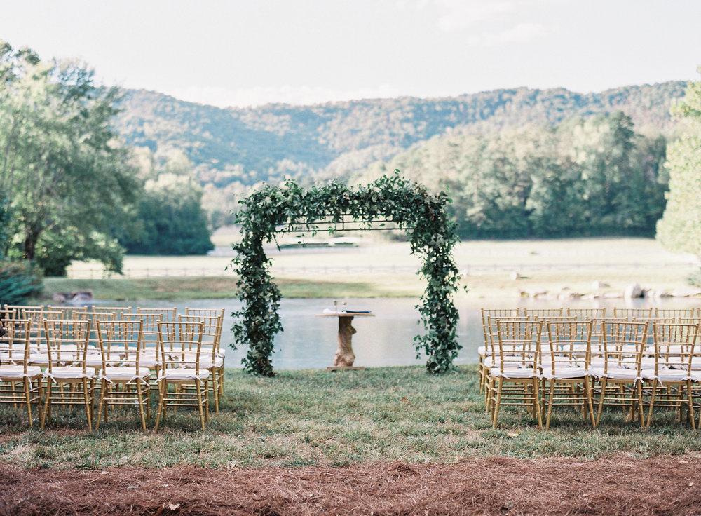 Blackberry Farm Wedding Florist