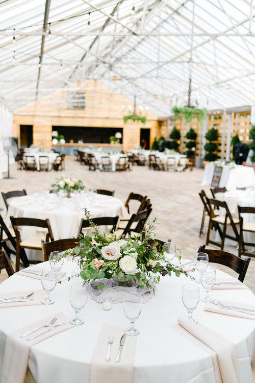 Lauren Daniel Lush Greenhouse Wedding In Nashville Rosemary