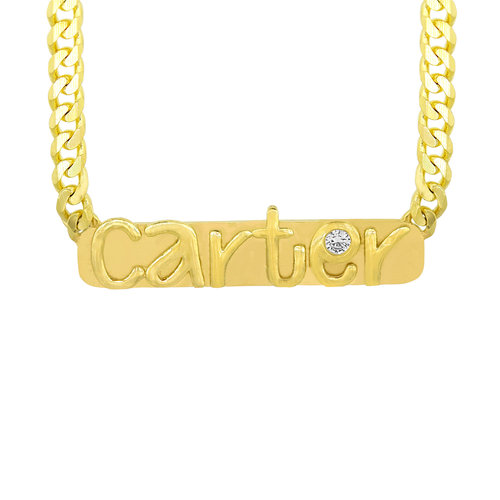 name angel necklace plate products grande frasiersterling