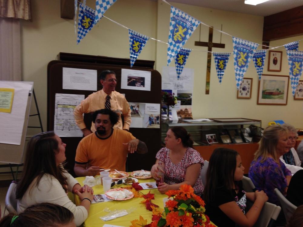 Annual Oktoberfest celebration