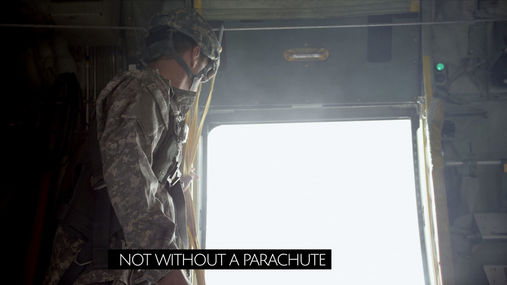 Not Without a Parachute
