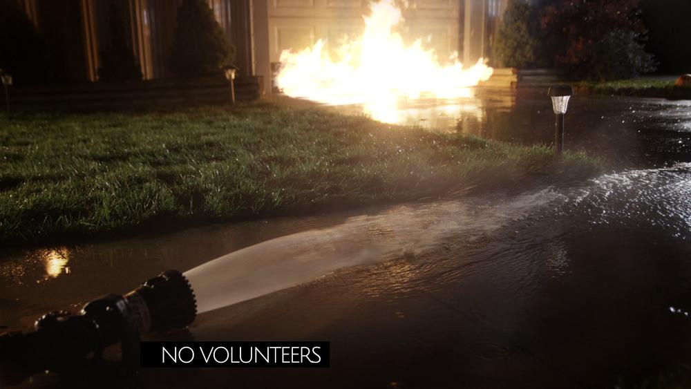 No Volunteers