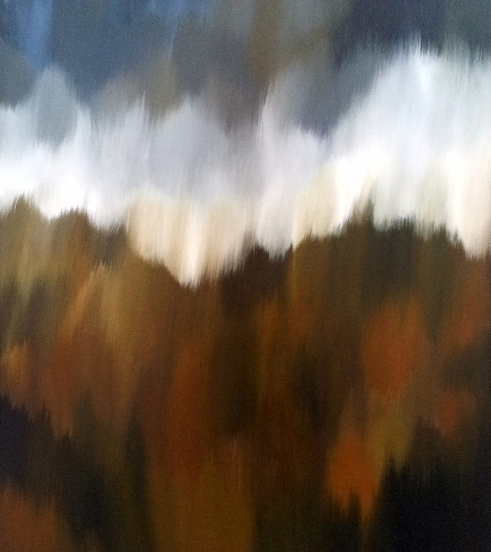 "Untitled, Breathwork    Oil on Canvas, Signed on Verso  36"" x 32"" / 37 1/2"" x 33 1/2"" Framed ( Plasteel Frame )    $4,800"