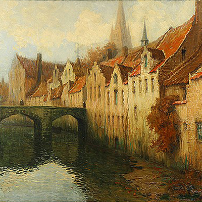 Georges Hippolyte Dilly (French, 1876 - 1942) Available