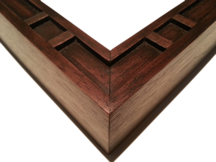 "806 Walnut, M.A.C.    3/4"" (W) FACE x 1 1/2"" (D) DEEP O.D."