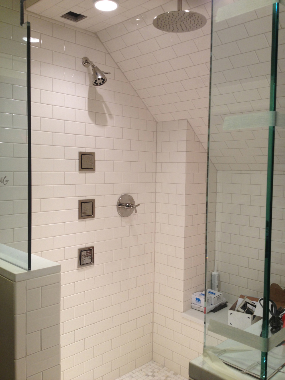 Today\'s Bathroom Designs — JASON BALL - interior designer