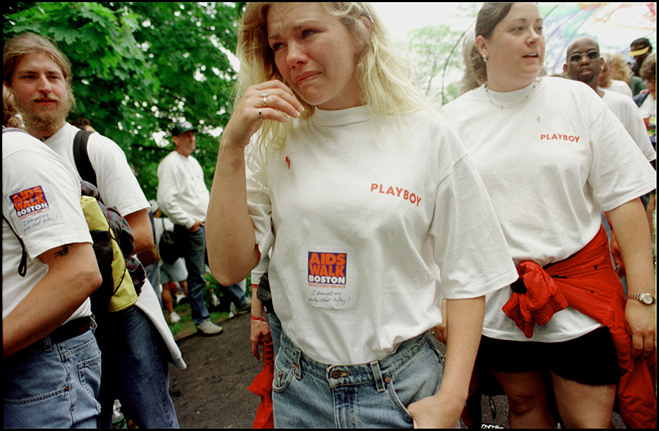 Rebekka AIDS walk.jpg