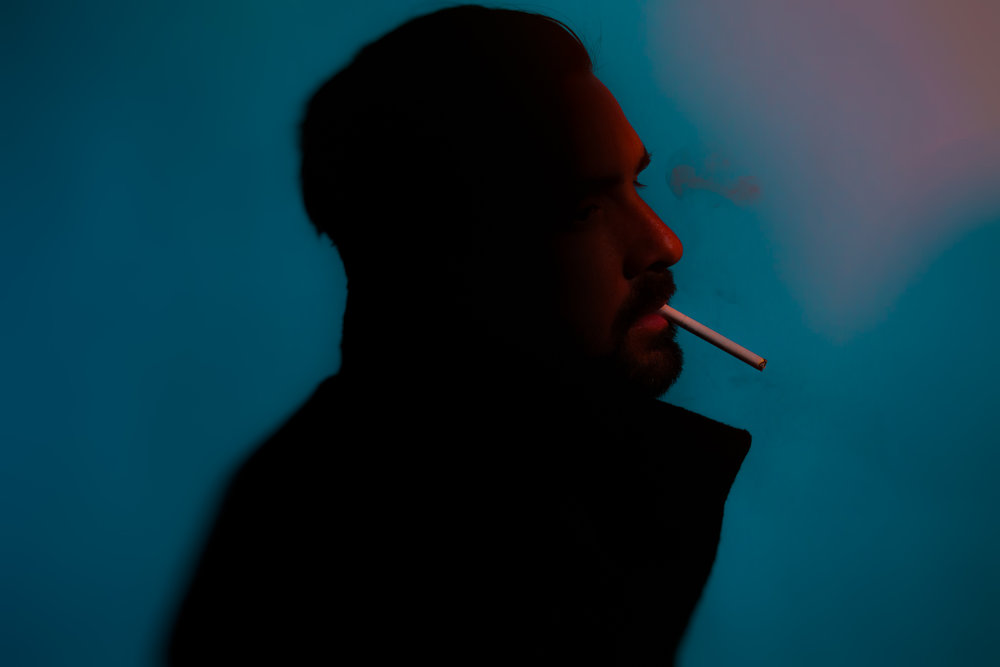 Chris Atwood Portraiture