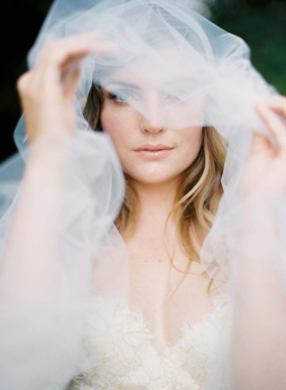 elisa bricker wedding veil