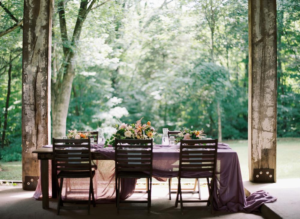 wedding table nashville