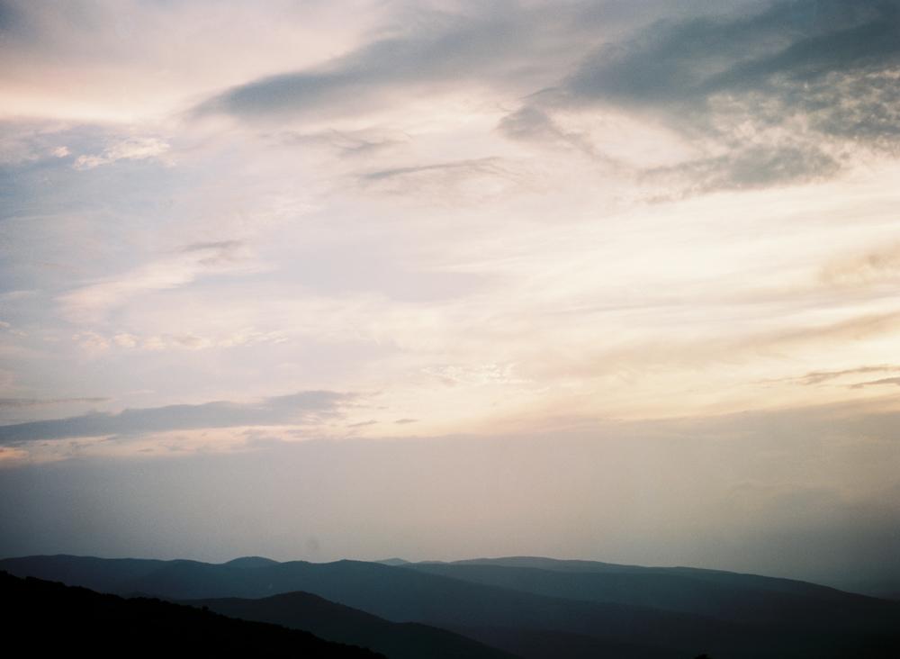 blue ridge mountain view elisa bricker