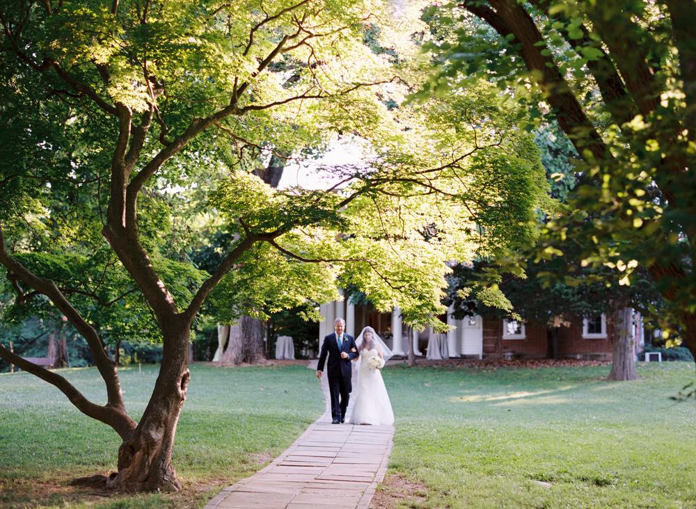 woodend nature sanctuary maryland wedding