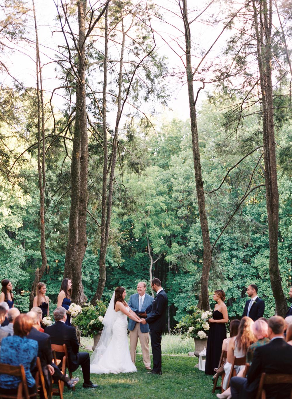 woodend nature sanctuary wedding elisa bricker