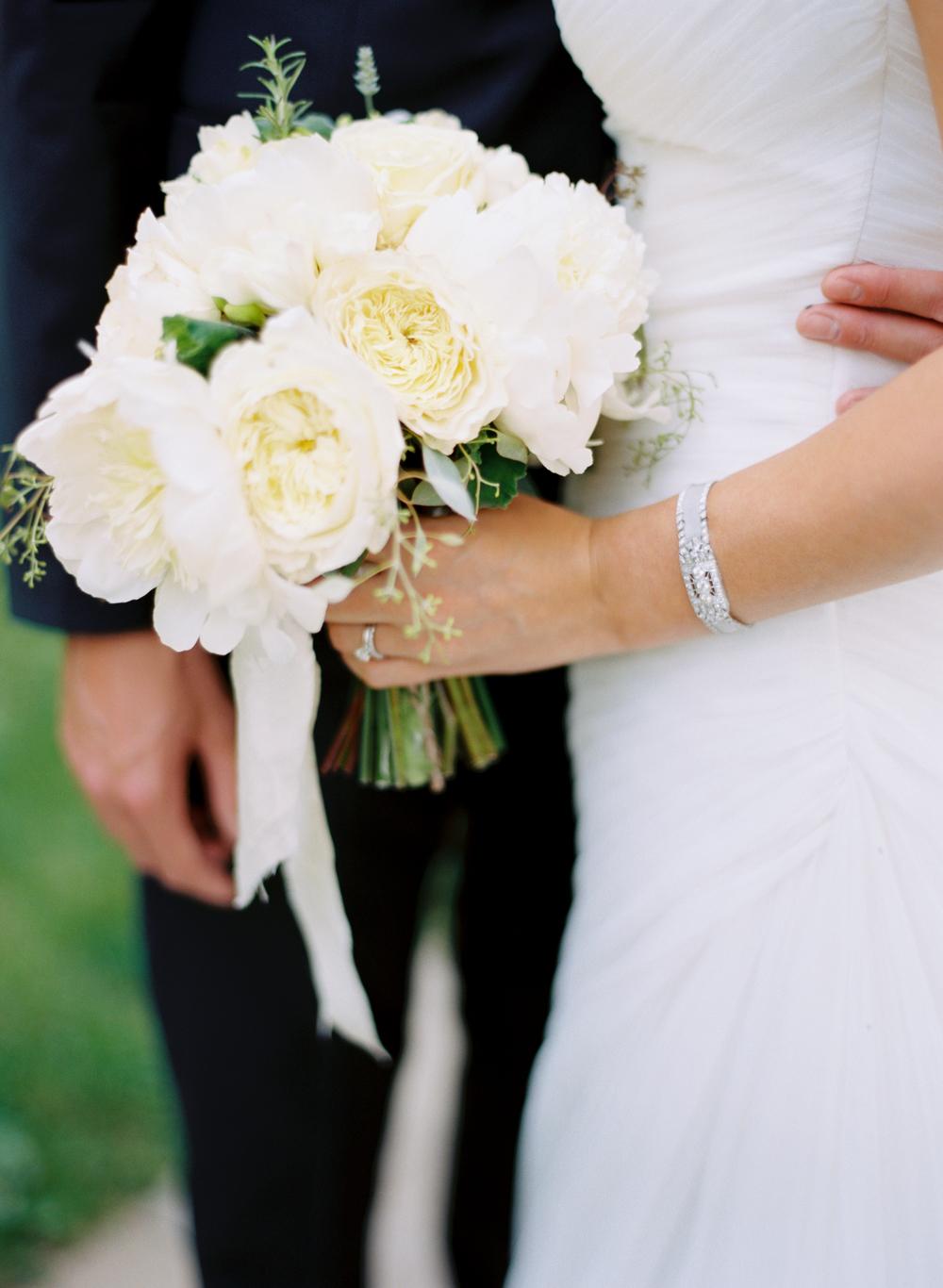 vintage ribbon wedding jewelry