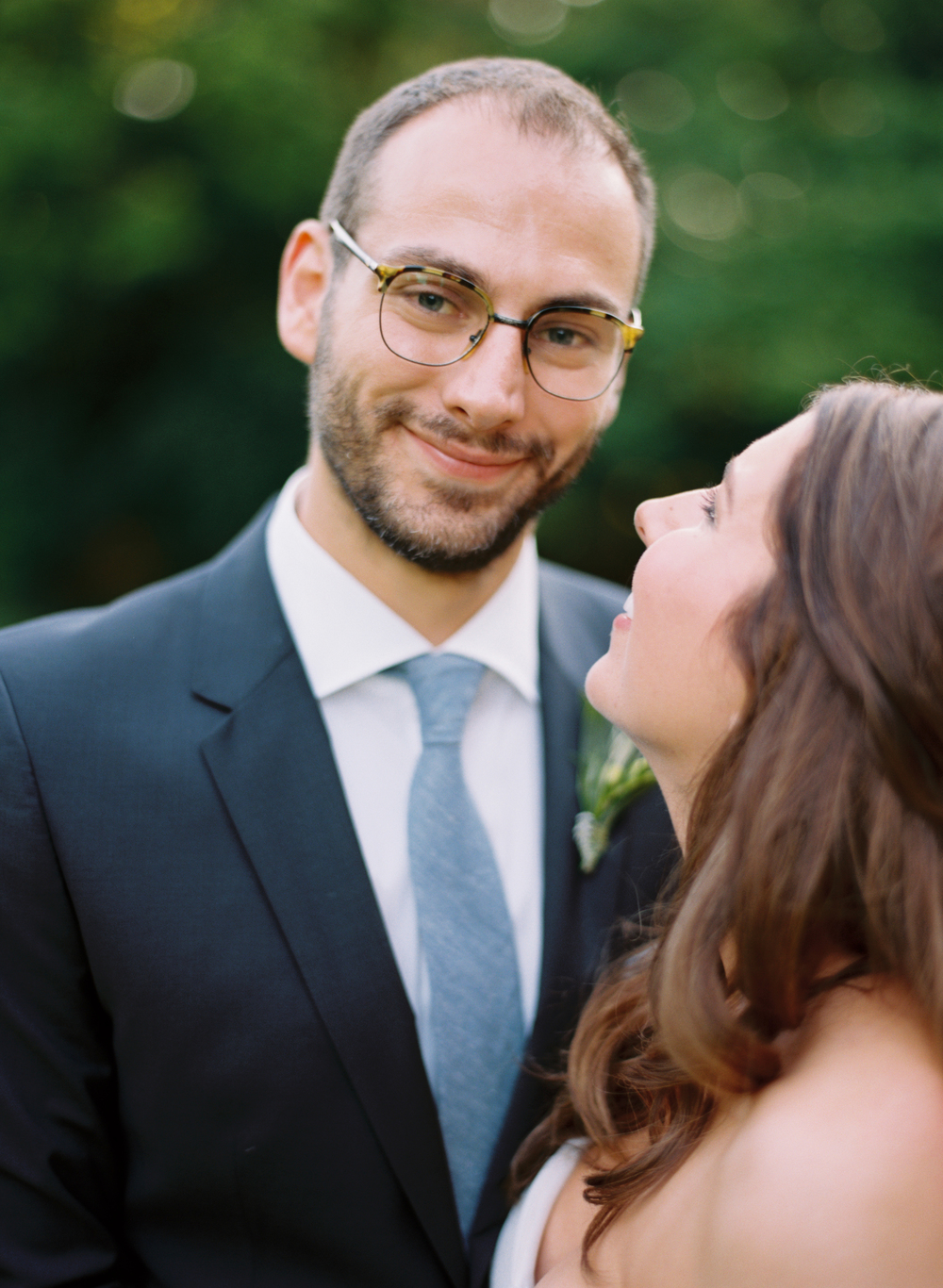 italian groom blue suit wedding
