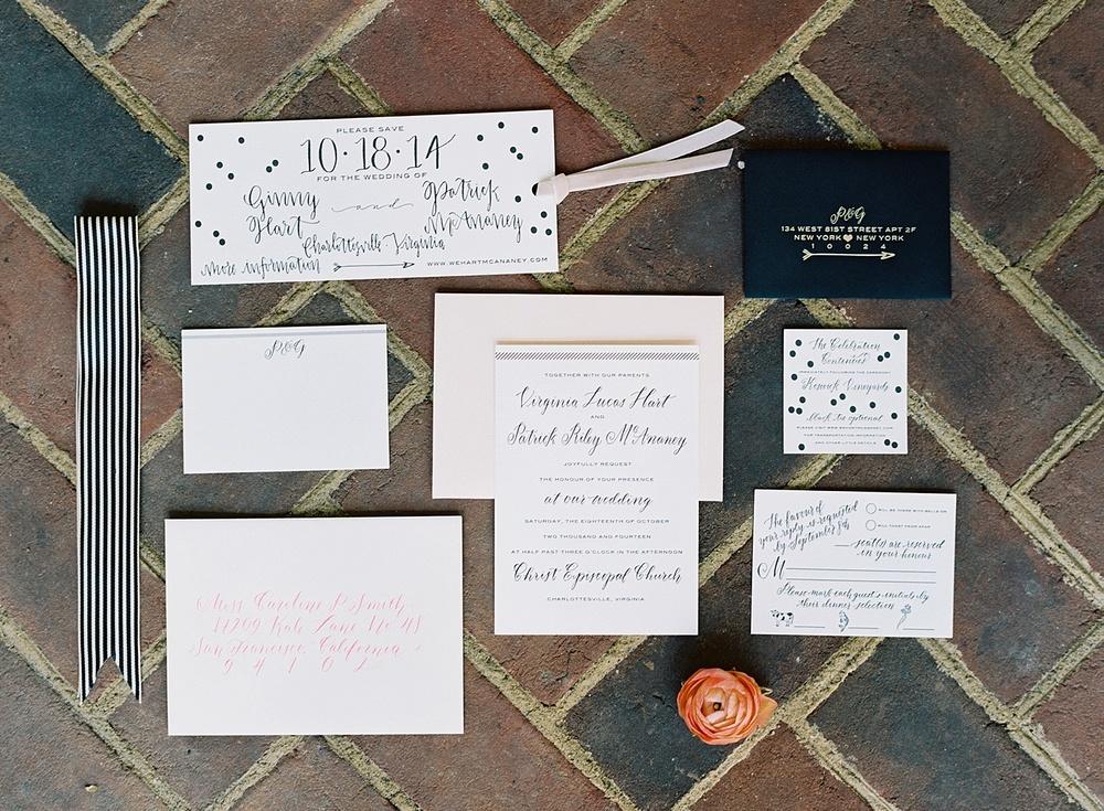virginia-wedding-calligraphy-invitation