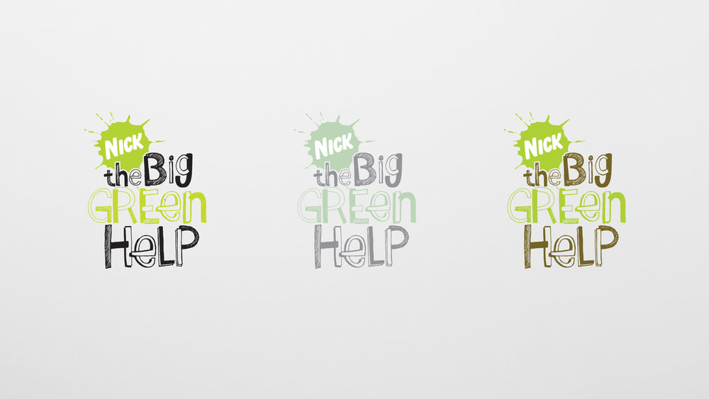 Nickelodeon - Big Green Help