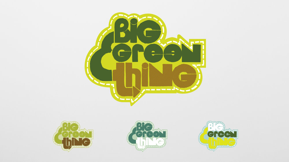 Nickelodeon - Big Green Thing
