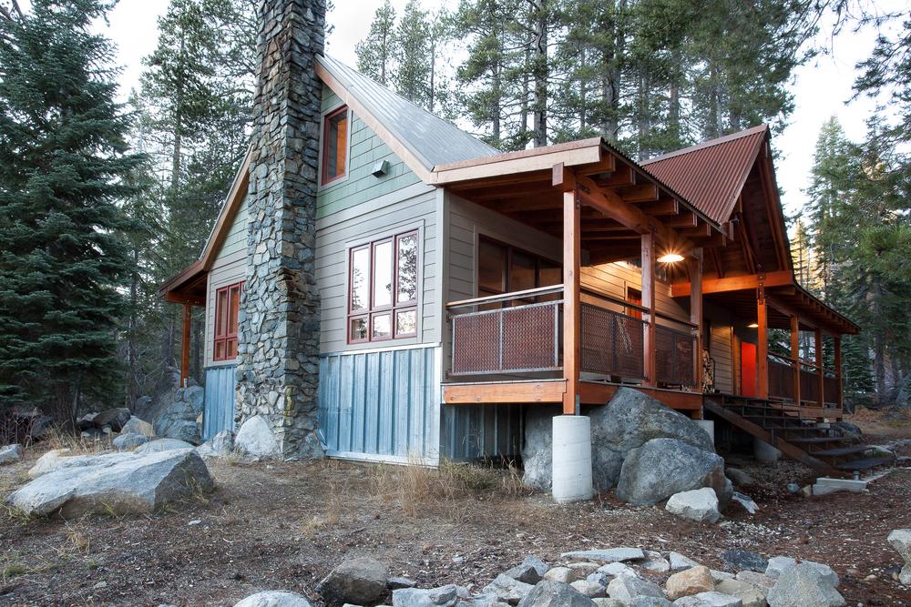 Delicieux Sierra Cabin