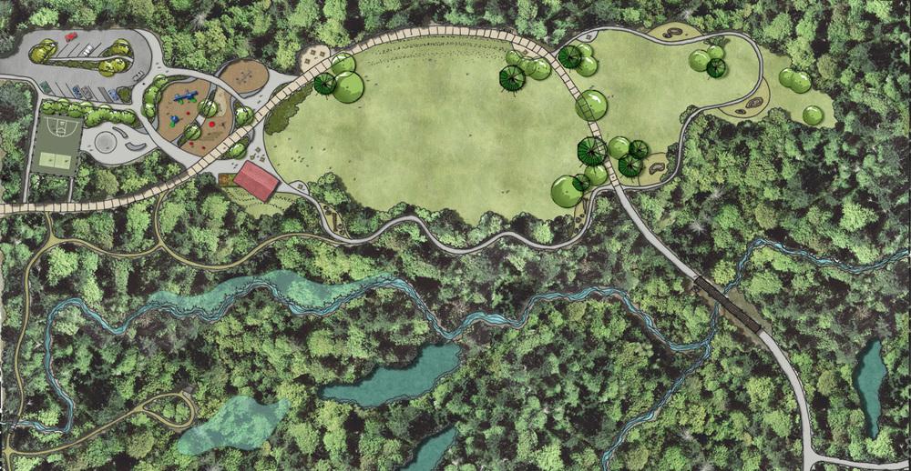 Cordata Park Master Plan