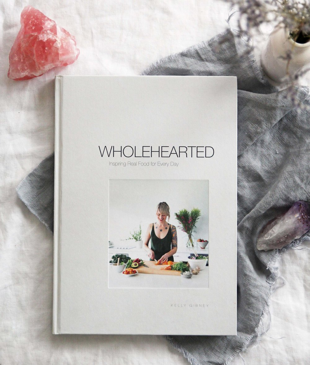 wholehearted inspiring real food for every day kelly gibney
