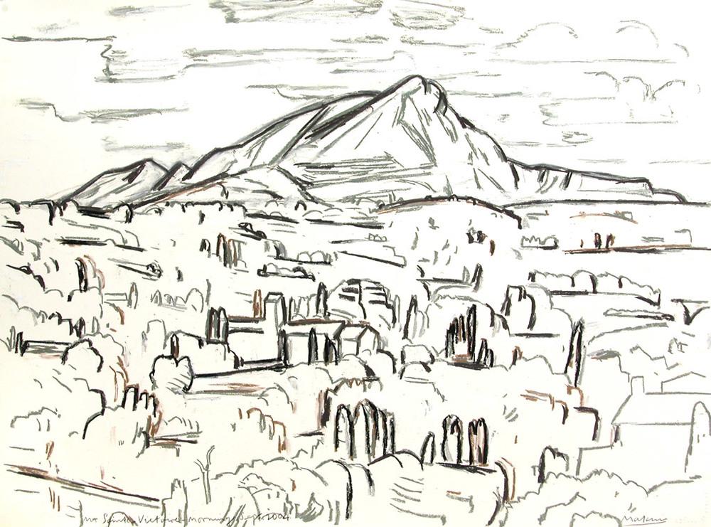 Mt Sainte-Victoire