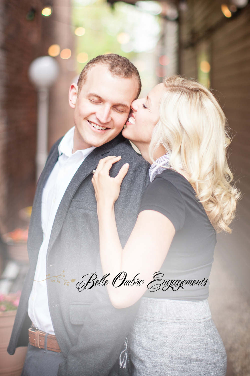 Belle Ombre Engagements