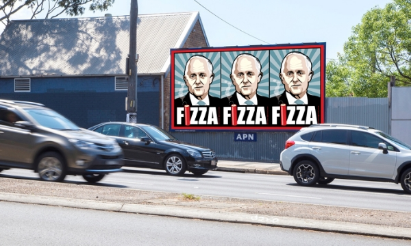 Image from  What A Fizza