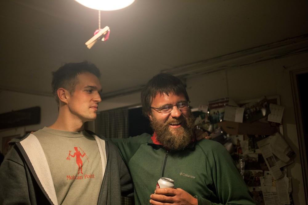 Brian & Sam