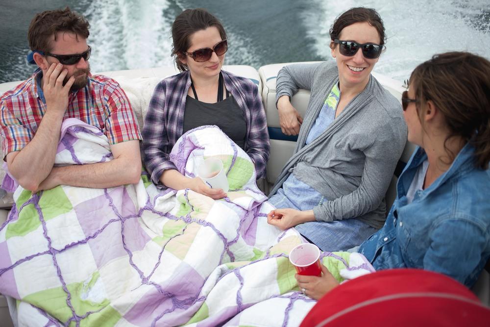 Boat Ride Home