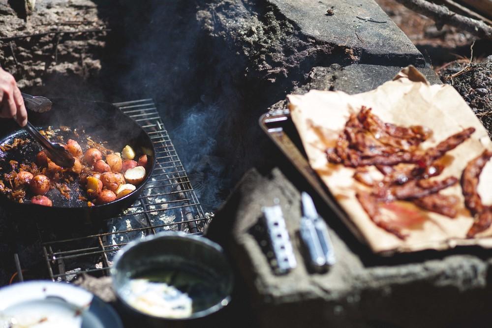 Bacon & Potatoes