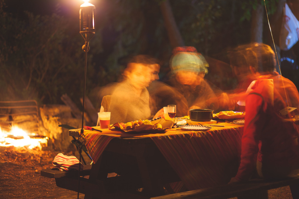 Island Dinner