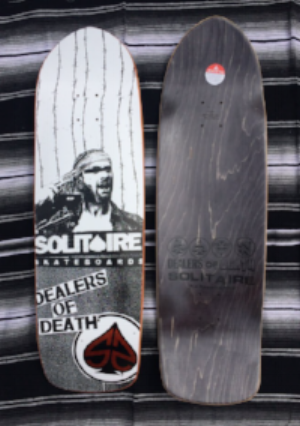 deer hunter deck solitaire skateboards