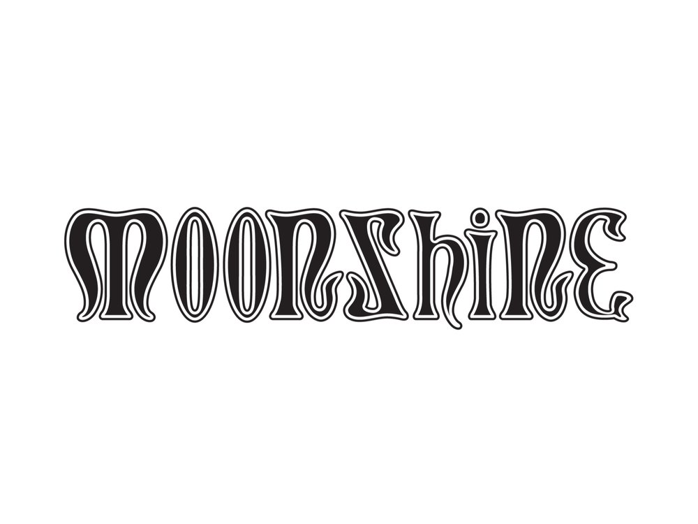 moonshine skateboards logo