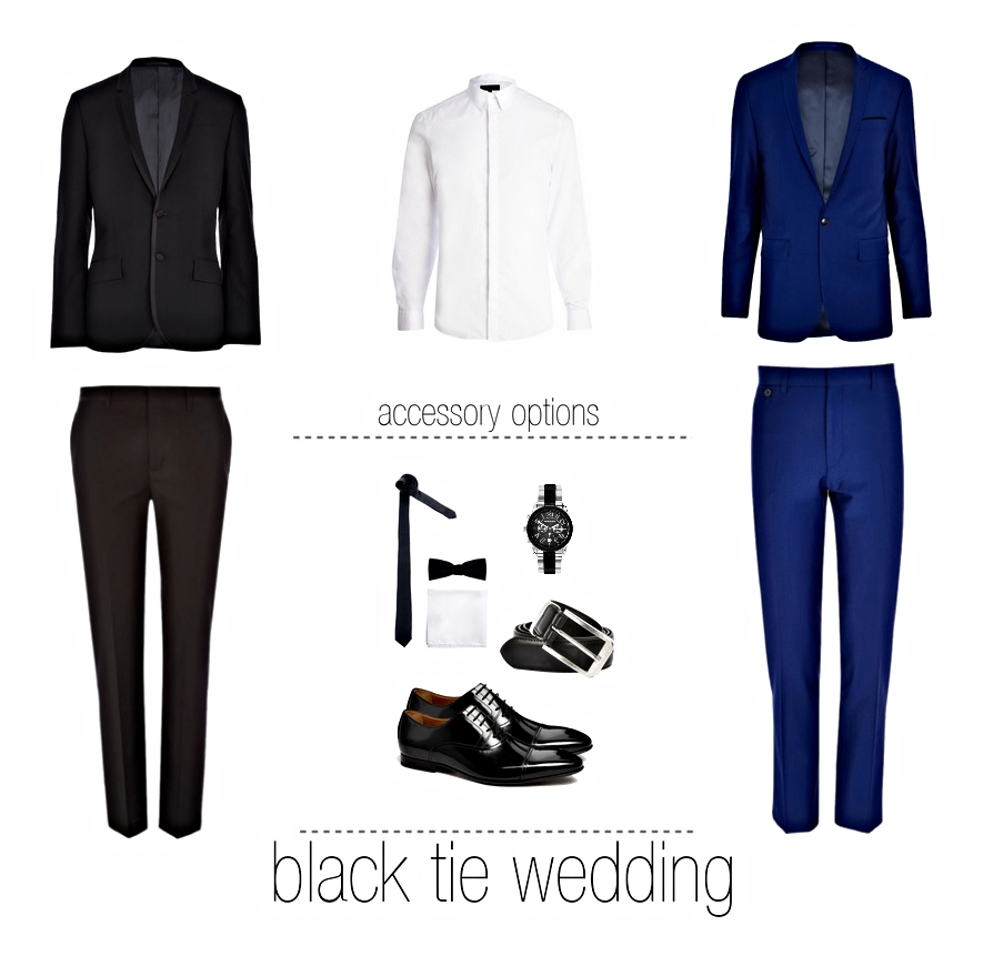 Suits & Shirt- River Island Accessories- ASOS