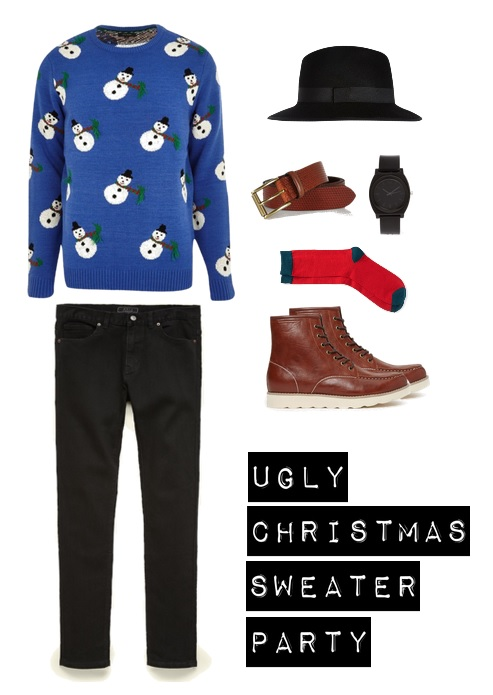 Pants, shoes and accessories - 21Men Sweater -River Island