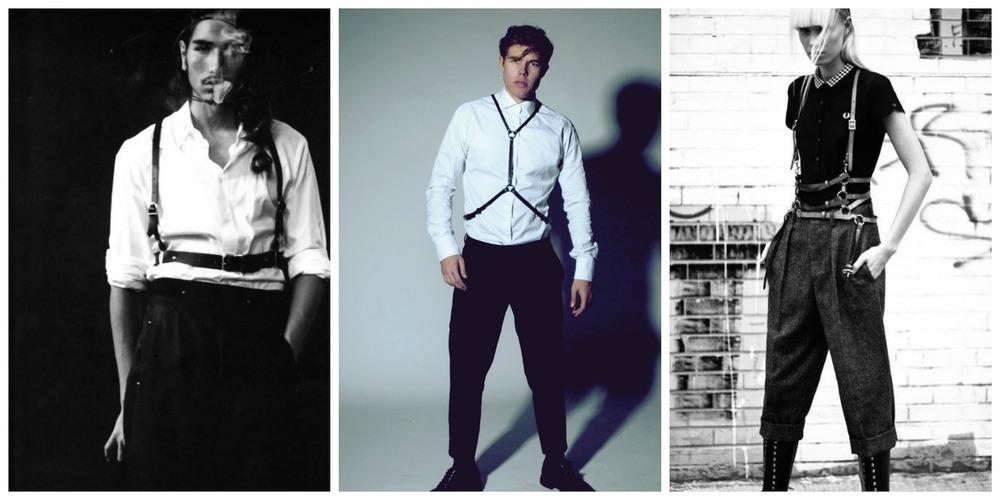1. Willy Cartier, model 2. Andreas Wijk, blogger, andreaswijk.se 3. Model for Zana Bayne, zanabayne.com