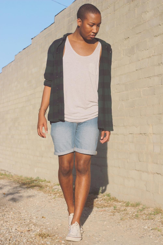 Photos by  Bethany Barnes     Shorts - 21 Men
