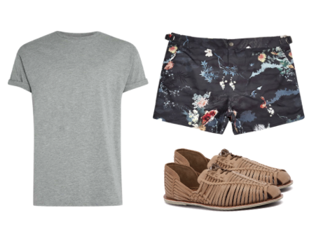 Trunks - River Island Sandals - Urge Footwear