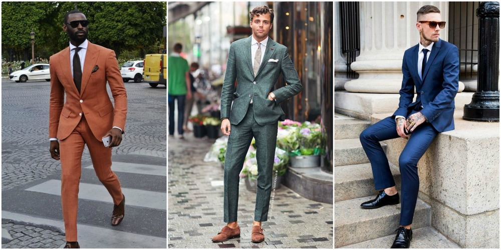 1. The impeccably dressed, Davidson Petit-Frére 2 & 3. Well dressed unknown street style stars