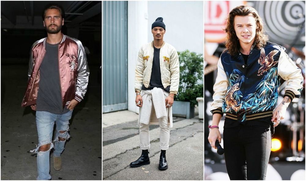 1. Scott Disick 2. Street Style Star at London's F/W 2016 Menswear Fashion Shows 3. Harry Styles