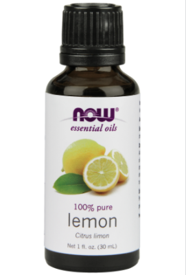 Lemon Oil - Need a morning pick me up or an energy boost? Look no further than lemon oil.