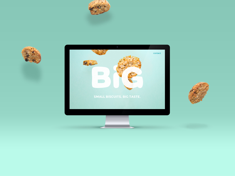Big Biscuits Identity