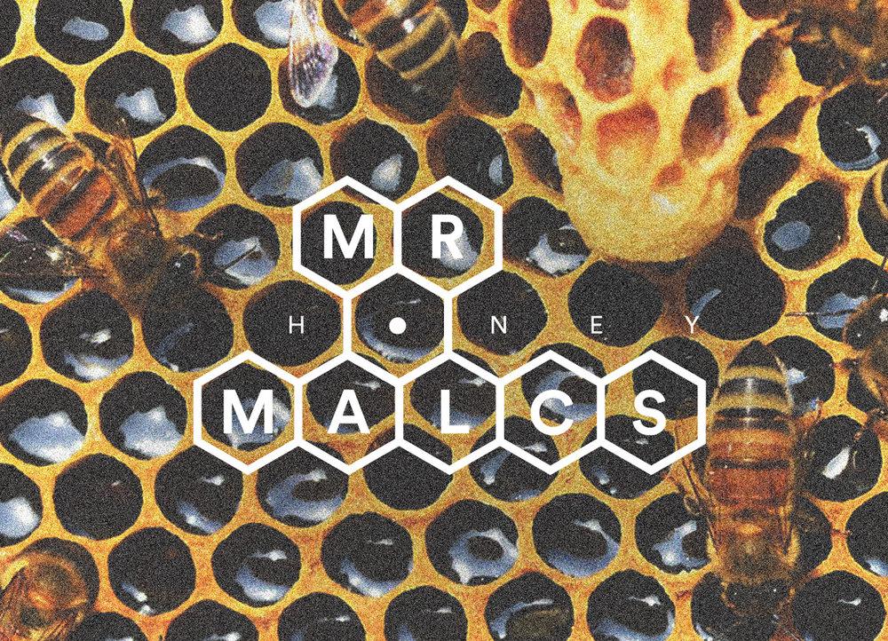 Naming and logo for Honey brand