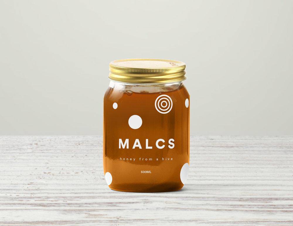 Honey Identity concept